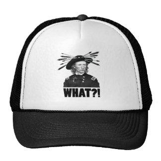 WHAT?! TRUCKER HAT