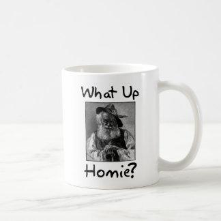 What Up, Homie? Coffee Mug
