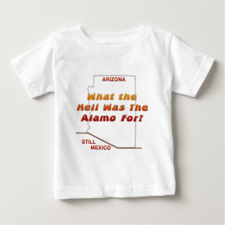 What Was The Alamo For? Baby T-Shirt