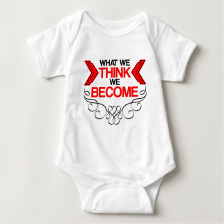 What We Think Baby Bodysuit
