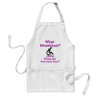 What Wheelchair Aprons