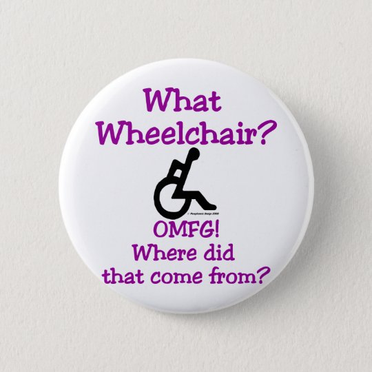 What Wheelchair Button
