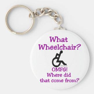 What Wheelchair Key Chains