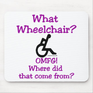 What Wheelchair Mouse Pad