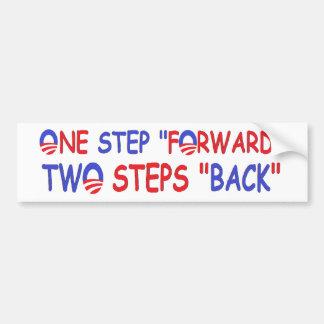 What will happen if Obama wins again Bumper Sticker