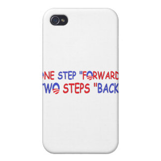 What will happen if Obama wins again iPhone 4/4S Cases