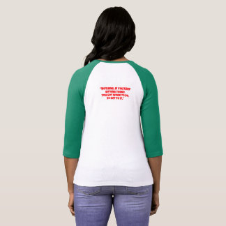 """""""WHAT WILL YOU CREATE TO MAKE THE WORLD AWESOME?"""" T-Shirt"""