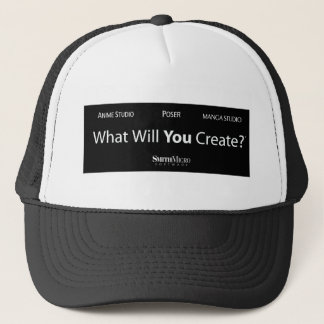 What Will You Create - Trucker Hat