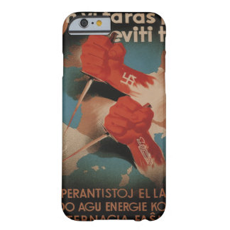 What will you do to prevent this_Propaganda Poster Barely There iPhone 6 Case