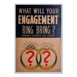 What Will Your Engagement Ring Bring? Poster
