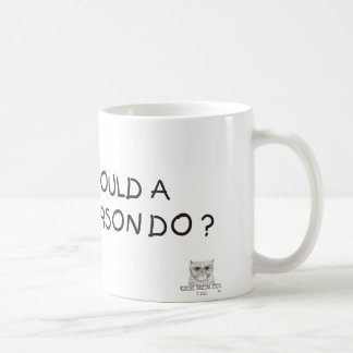 What would a normal person do Mug