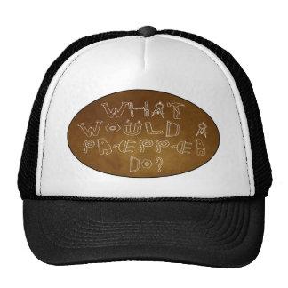 What Would A Prepper Do Trucker Hats