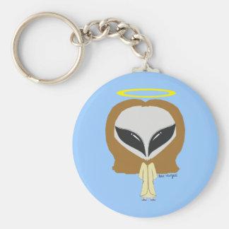 What Would Alien Jesus Do? Key Chain