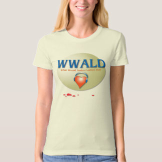 What Would Amber Lamps Do? T Shirt