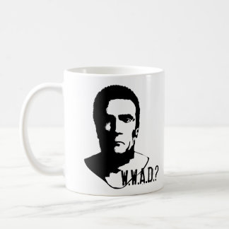 What Would Arnold Do? Coffee Mug