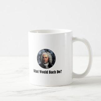 What Would Bach Do? Coffee Mug
