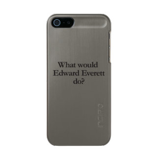 what would edward everett do incipio feather® shine iPhone 5 case