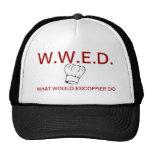 What Would Escoffier Do? Trucker Hat