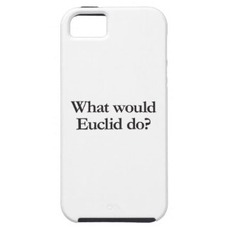 what would euclid do iPhone 5 case