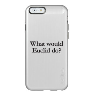 what would euclid do incipio feather® shine iPhone 6 case
