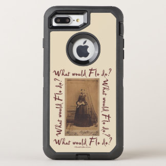 What Would Florence Nightingale Do? OtterBox Defender iPhone 7 Plus Case