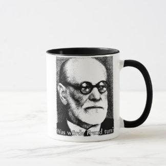 What Would Freud Do? Mug