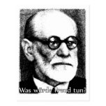 What Would Freud Do? Postcard