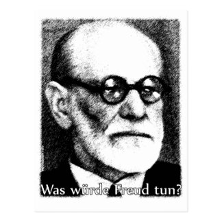 What Would Freud Do Post Cards