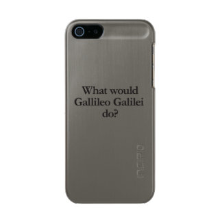 what would gallileo galilei do incipio feather® shine iPhone 5 case