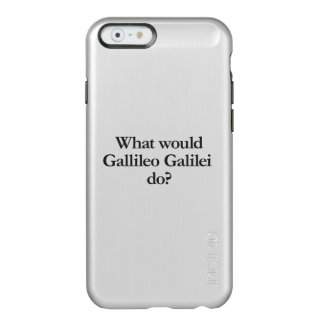 what would gallileo galilei do incipio feather® shine iPhone 6 case