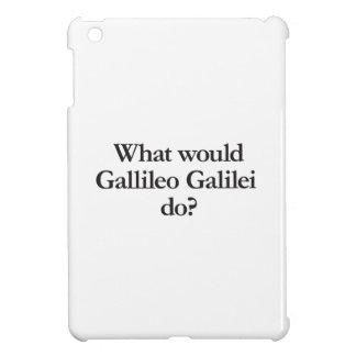 what would gallileo galilei do iPad mini covers
