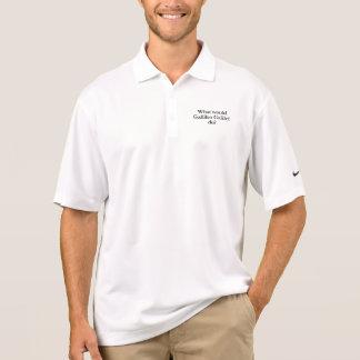 what would gallileo galilei do polo t-shirt