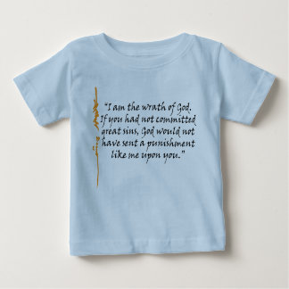 """""""What Would Genghis Khan Do?"""" Baby T-Shirt"""