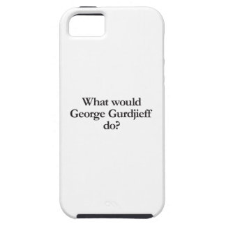 what would george gurdjieff do iPhone SE/5/5s case