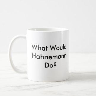 What Would Hahnemann Do Coffee Mug
