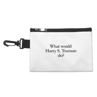 what would harry s truman do accessory bag