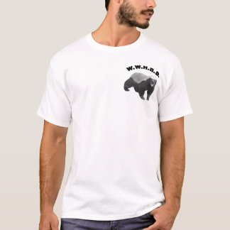 What would honey badger do T-Shirt