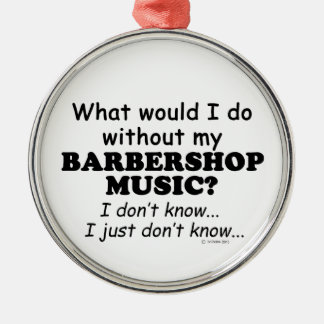 Barbershop music
