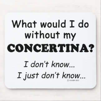 What Would I Do, Concertina Mouse Pad
