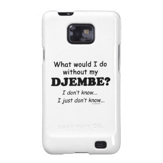 What Would I Do, Djembe Samsung Galaxy S2 Case