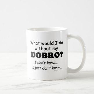 What Would I Do, Dobro Coffee Mug