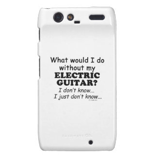 What Would I Do, Electric Guitar Droid RAZR Cover