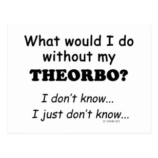 What Would I Do, Theorbo Postcard