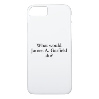 what would james a garfield do iPhone 7 case