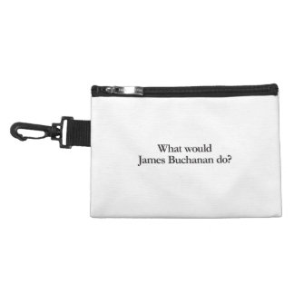 what would james buchanan do accessory bags