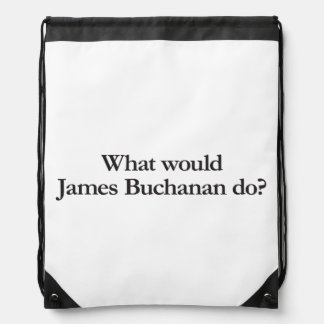 what would james buchanan do backpack