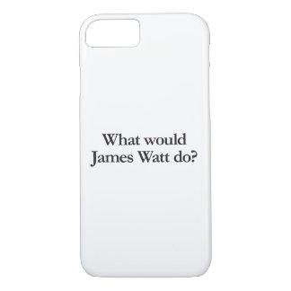 what would james watt do iPhone 8/7 case