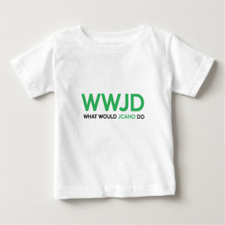 What Would JCAHO Do? Baby T-Shirt