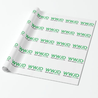 What Would JCAHO Do? Wrapping Paper