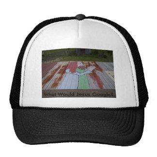 What Would Jesus Google? Trucker Hat